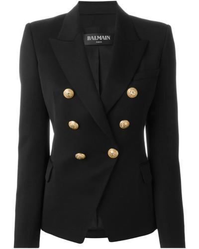 BALMAIN Blazer Black