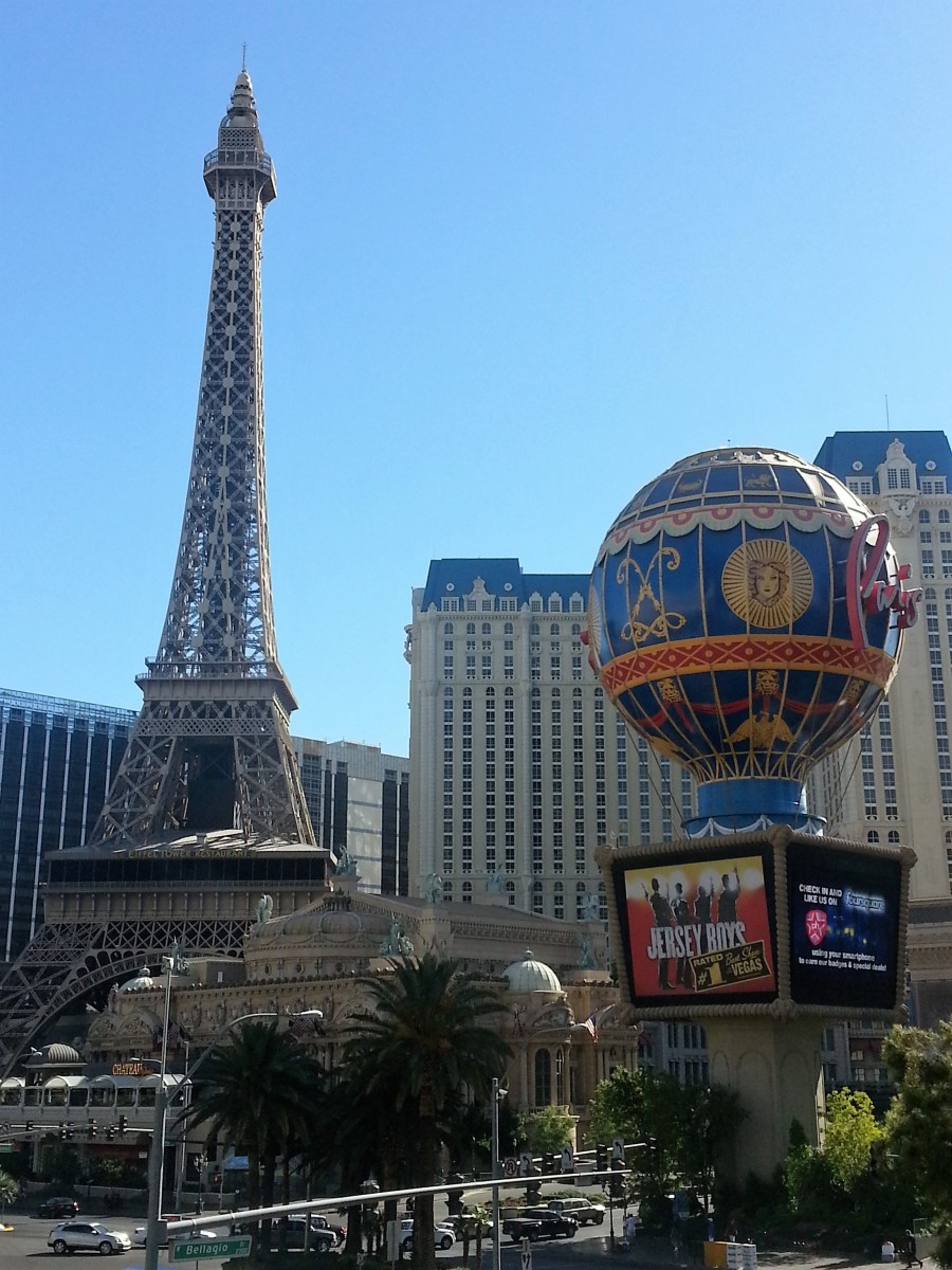 Honeymoon Diary - Las Vegas12