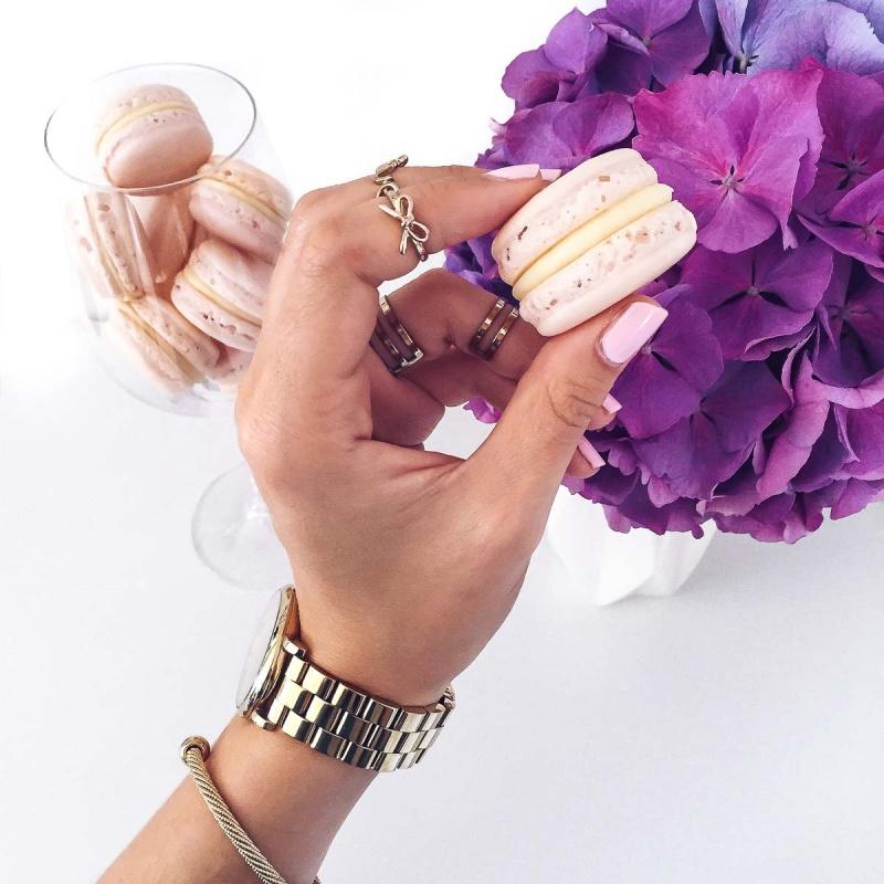 Macarons selber backen - 5 Tipps für perfekte Macarons
