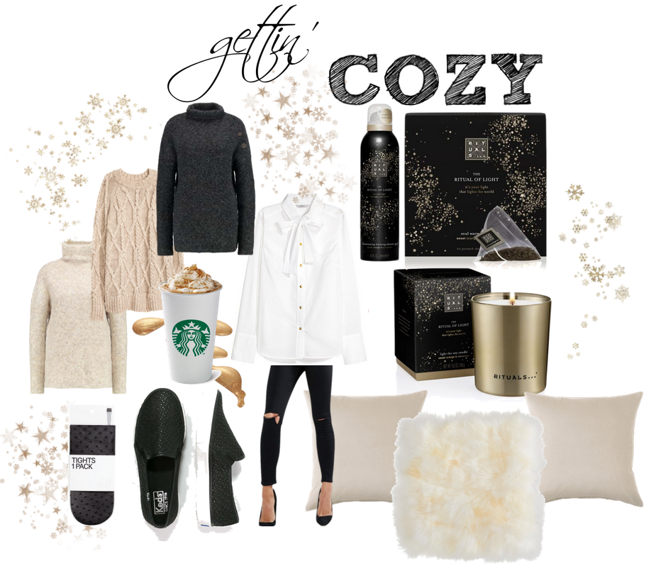 Newin - Getting Cozy (Shopping Finds October)