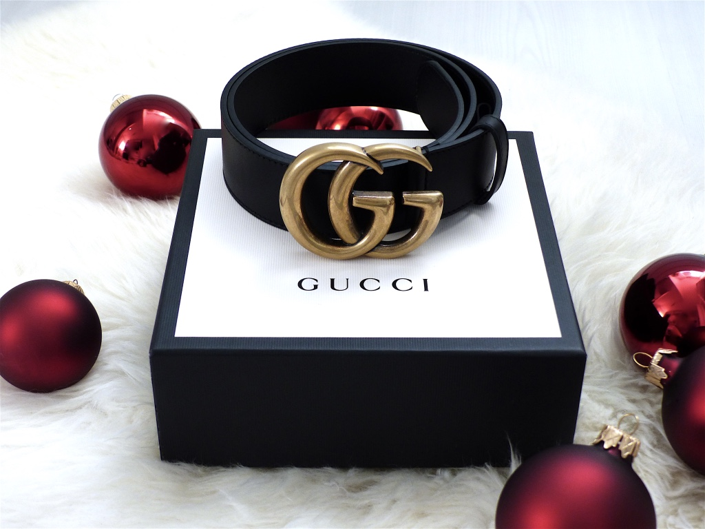 Gucci Belt unboxing