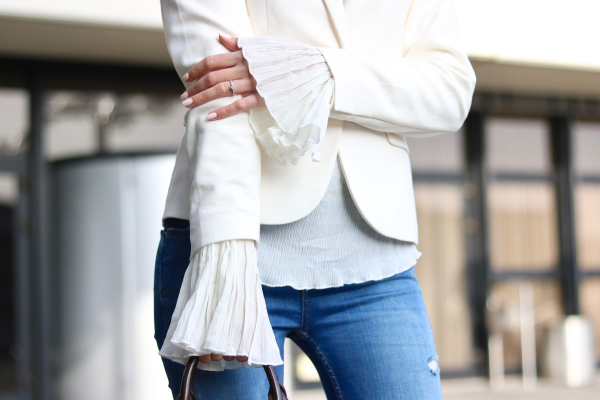Bell Sleeves, Outfit, elegant