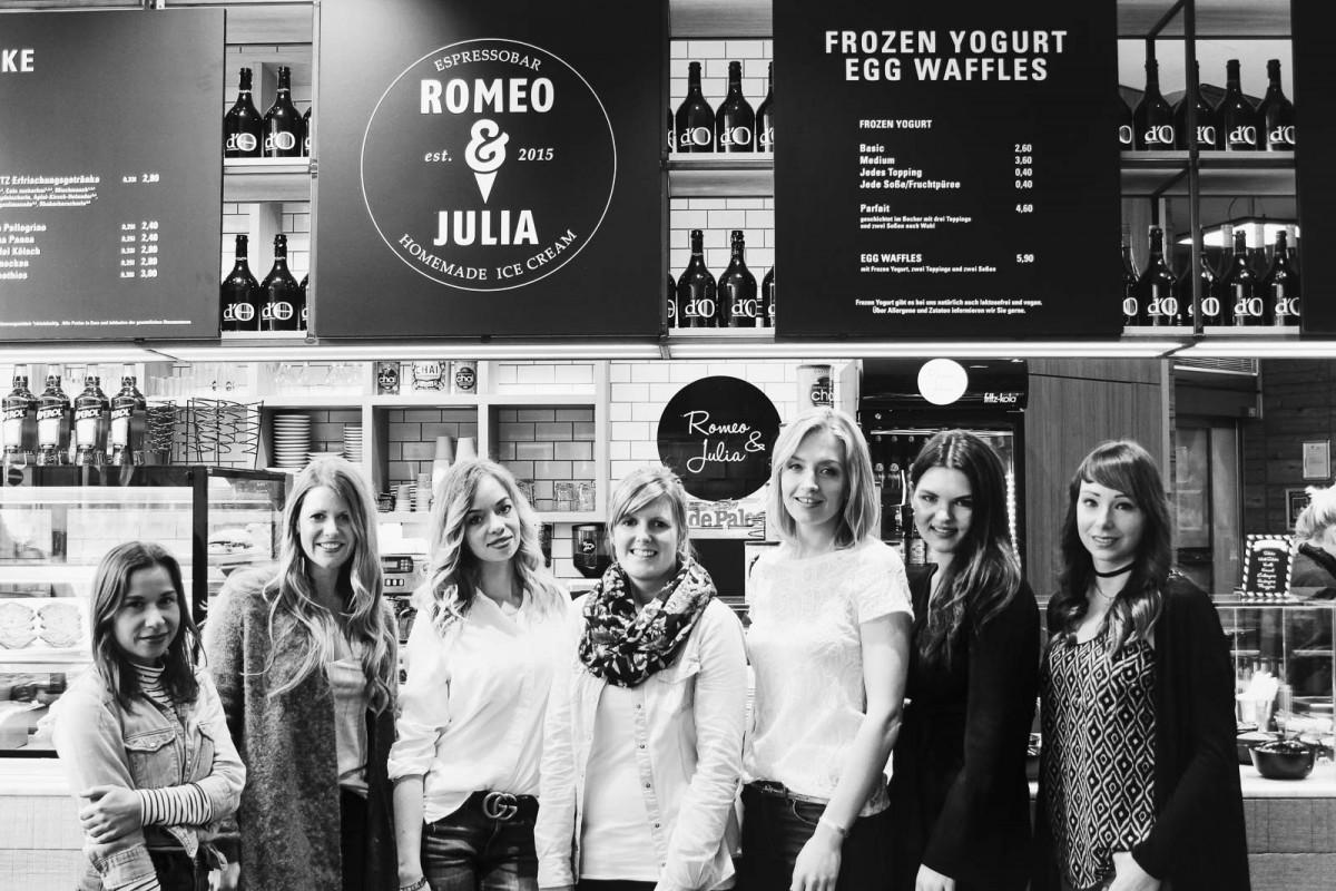 Bloggerbowl, Blogger, Event, Romeo&Julia Köln