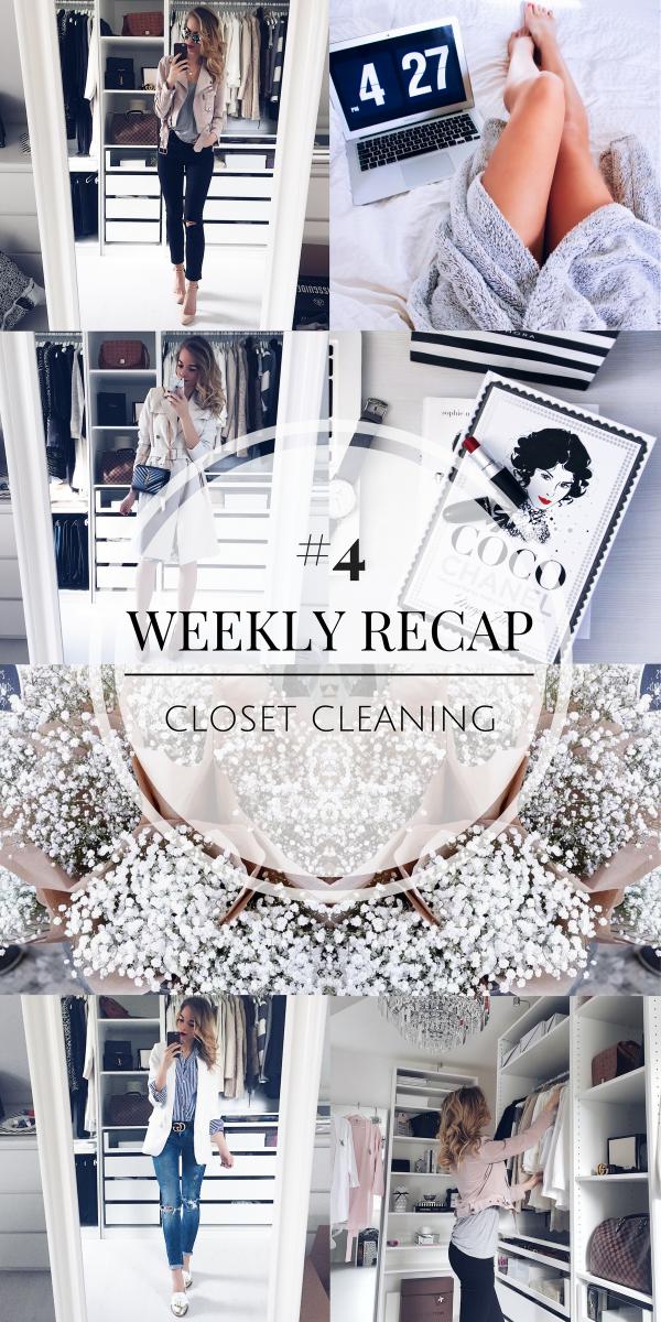Weekly Recap, Wochenrückblick
