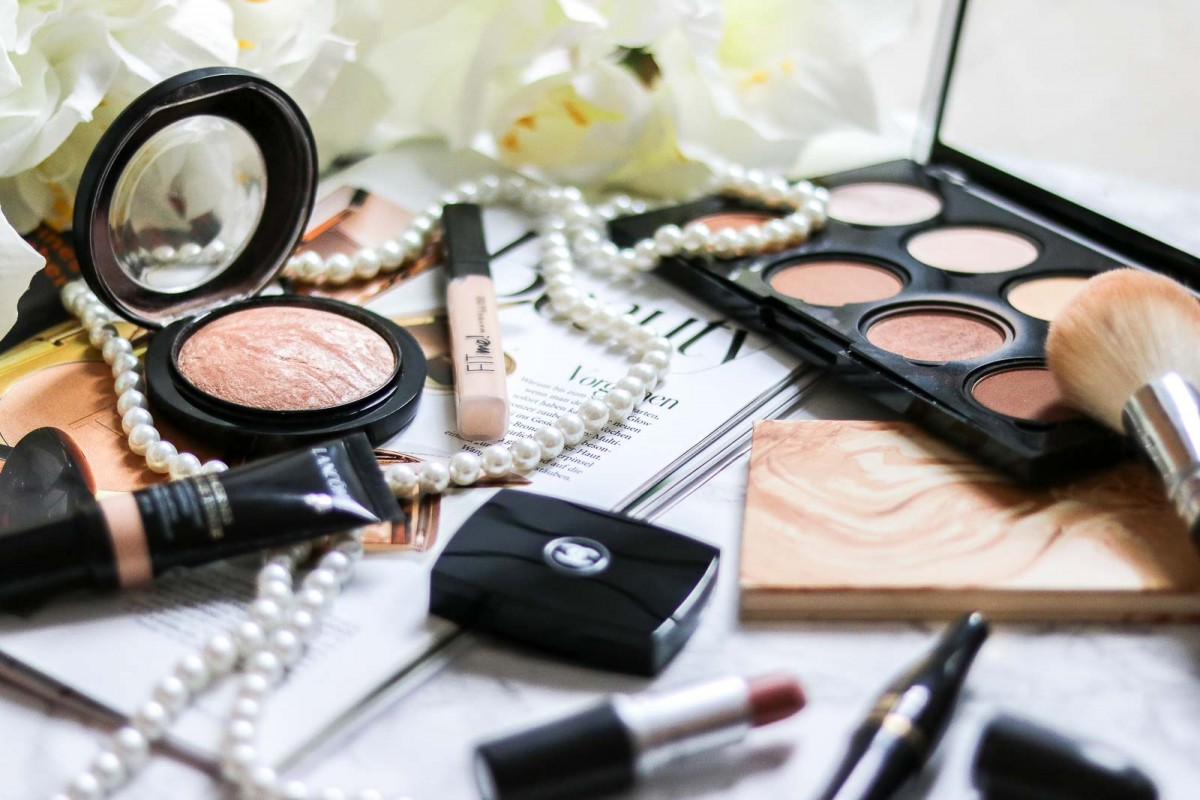 Make Up, Essentials, Favoriten